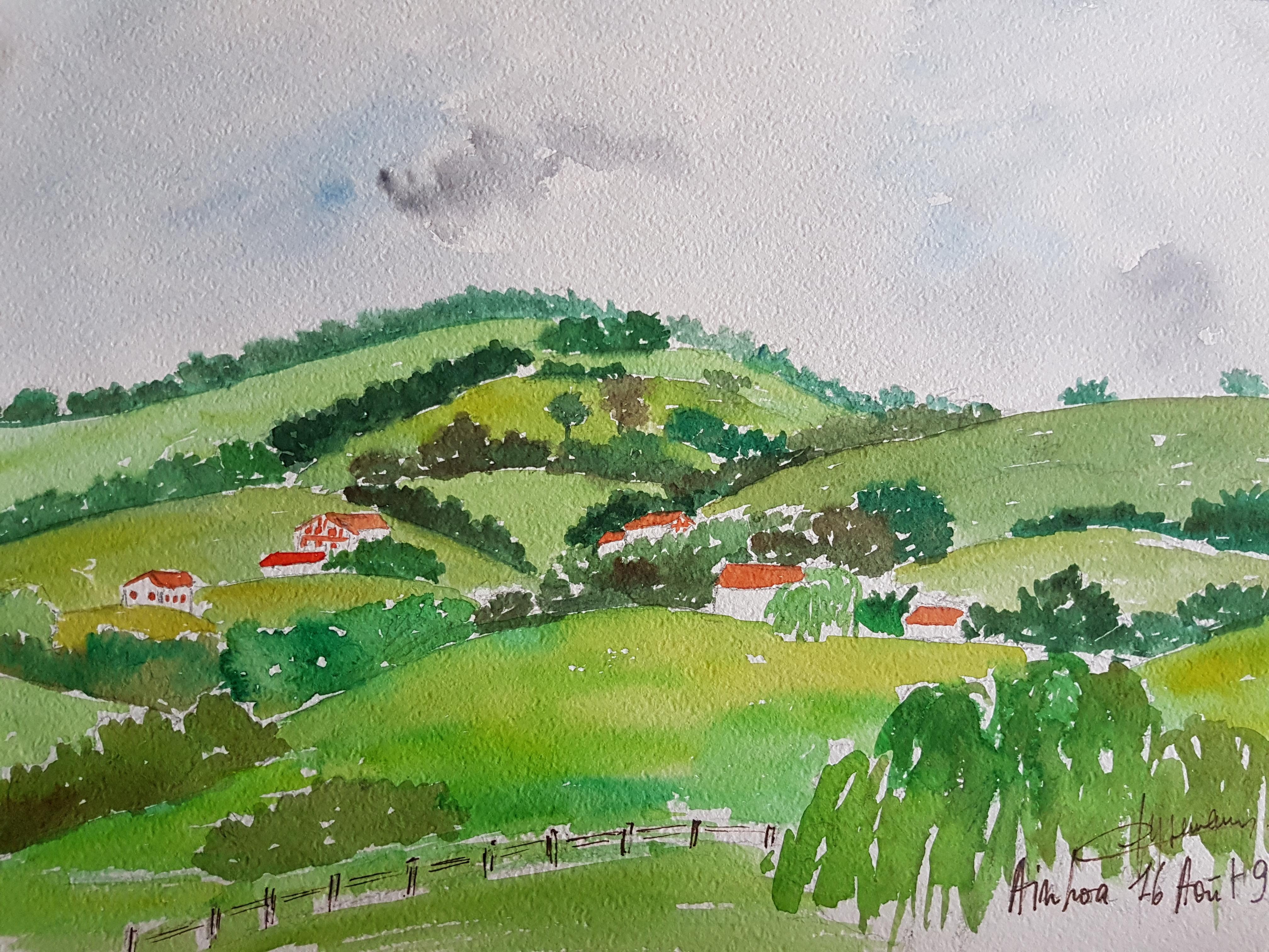 Ainhoa Pays Basque