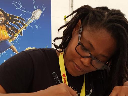 Ce qu'il faut savoir sur la BD d'Afro science-fiction Mulatako