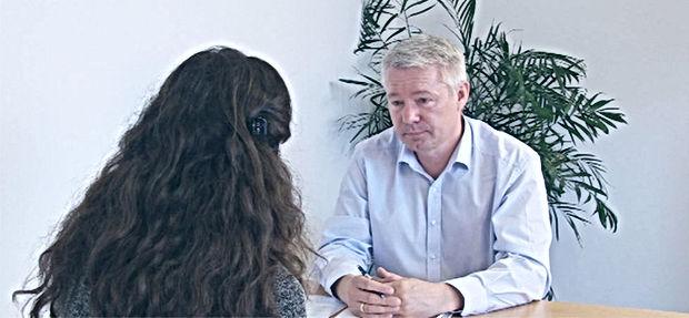 E-learning om den svære samtale