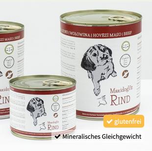 MaxidogVit® Rind