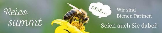 Reico summt Bienen Partner