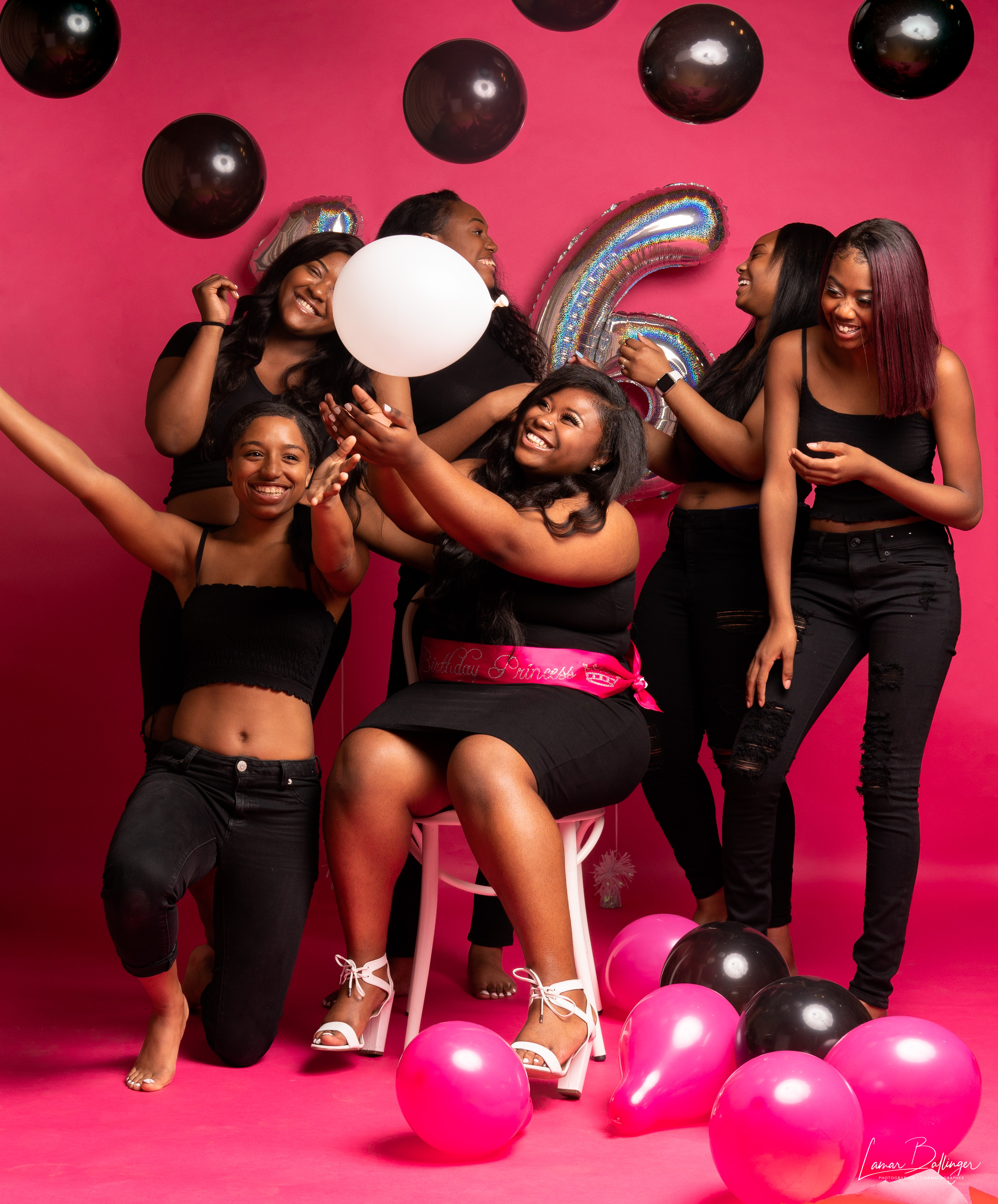 Birthday Photoshoot (10 Final Images)