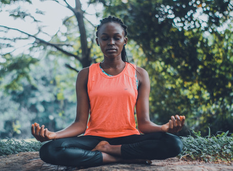 6 Simple Rituals for Overcoming Stress & Anxiety