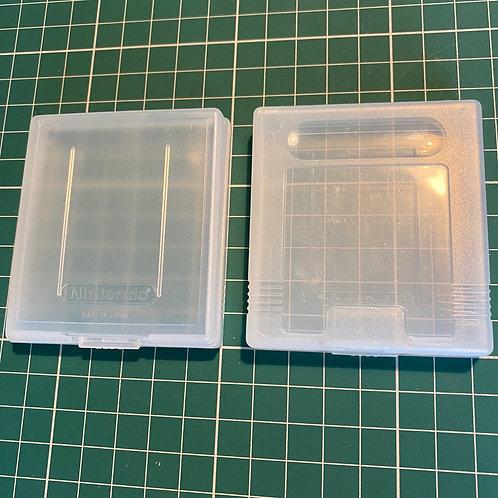 Genuine Gameboy Cartridge Case