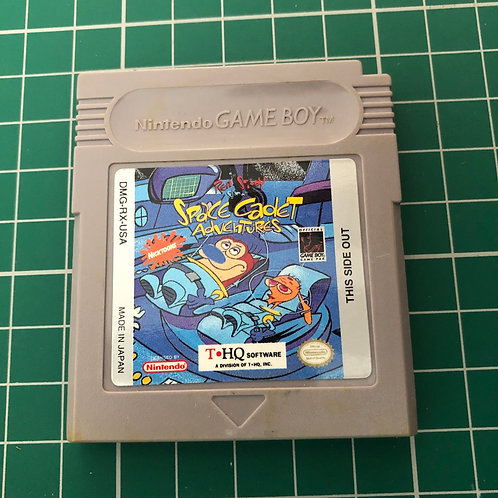 Ren & Stimpy Space Cadet Adventures - Original Gameboy