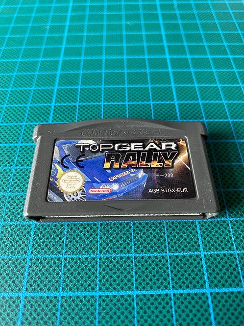 Top Gear Rally - Gameboy Advance