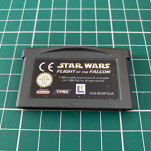 Star Wars Flight of the Falcon - Gameboy Advance