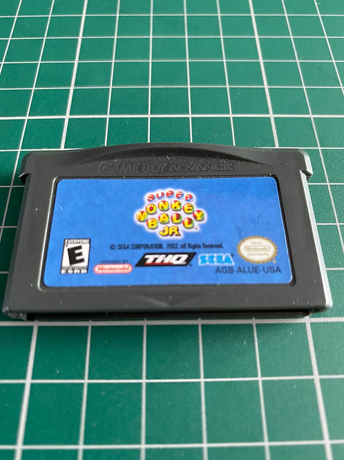 Super Monkeyball Jr (US Version) - Gameboy Advance