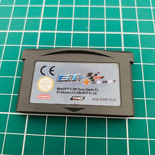 GT3 + Moto GP - Gameboy Advance