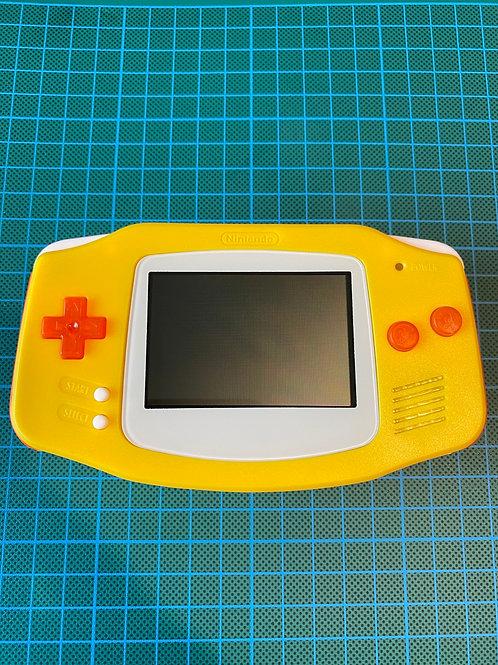 "Gameboy Advance - ""Cream Egg"""