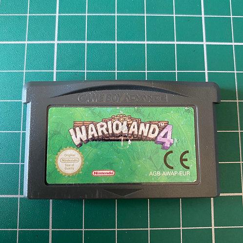 Warioland 4 - Gameboy Advance
