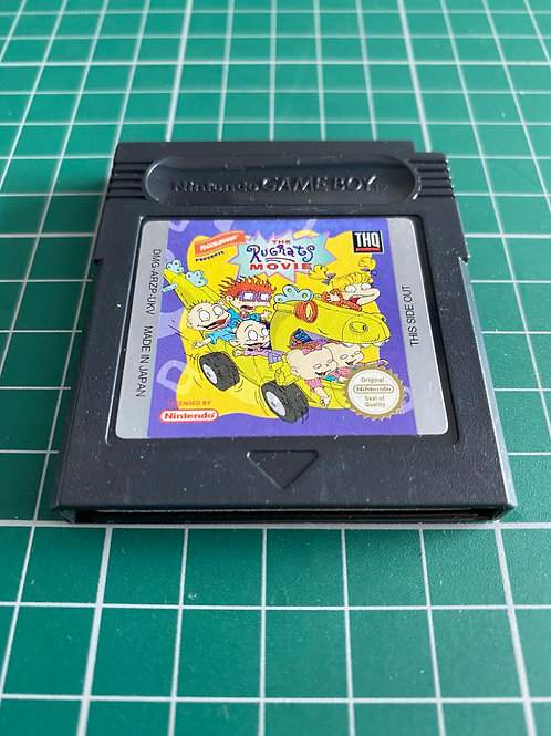 Rugrats Movie - Gameboy Colour