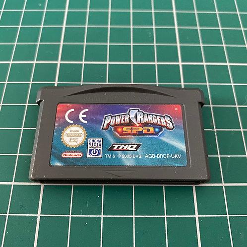 Power Rangers SPD - Gameboy Advance