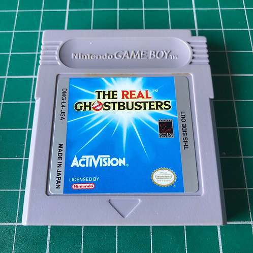 Real Ghostbusters - Original Gameboy