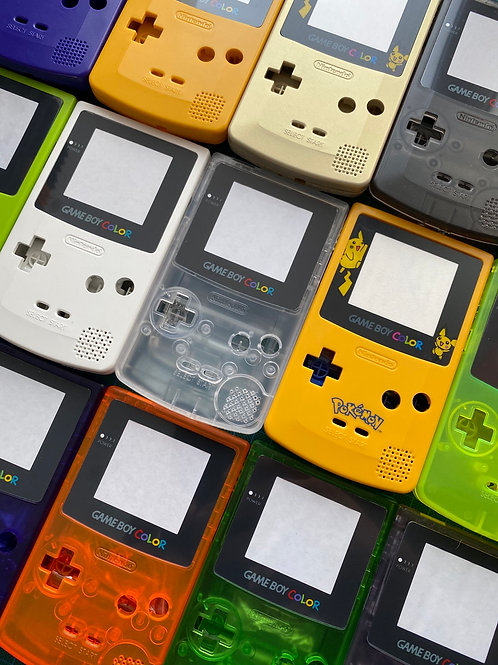 Gameboy Colour Shell Kit