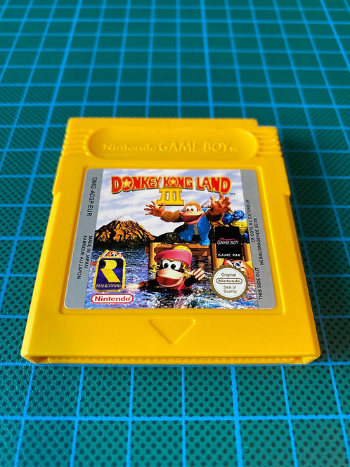 Donkey Kong Land 3 - Original Gameboy
