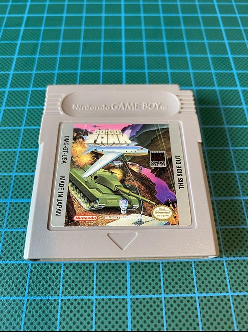 Go Go Tank - Original Gameboy