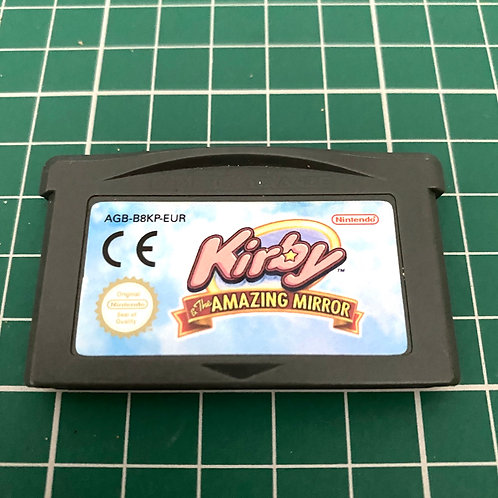 Kirby and the Amazing Mirror - Gameboy Advance