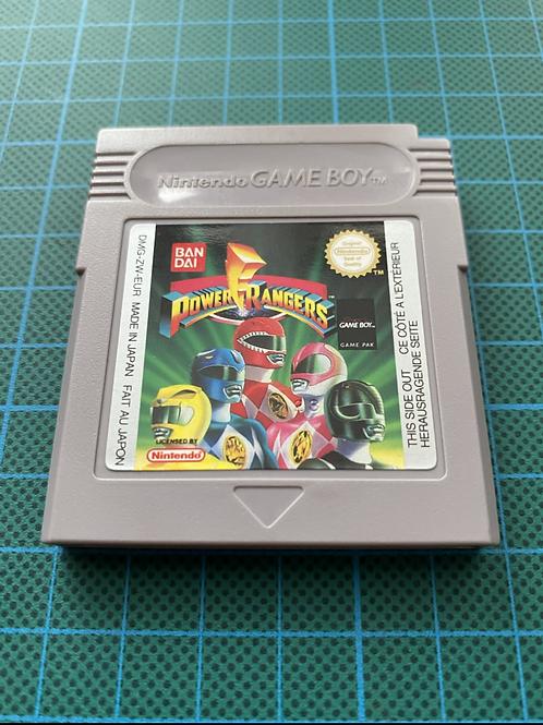 Power Rangers - Original Gameboy