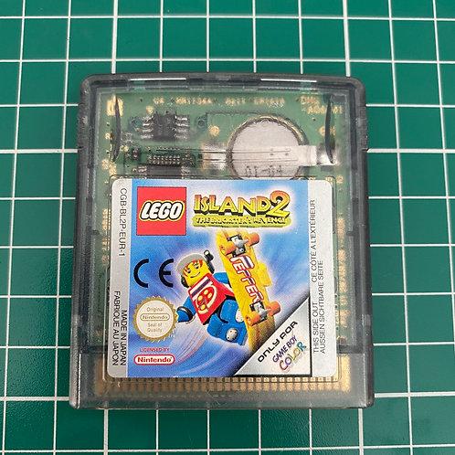Lego island 2 - Gameboy Colour