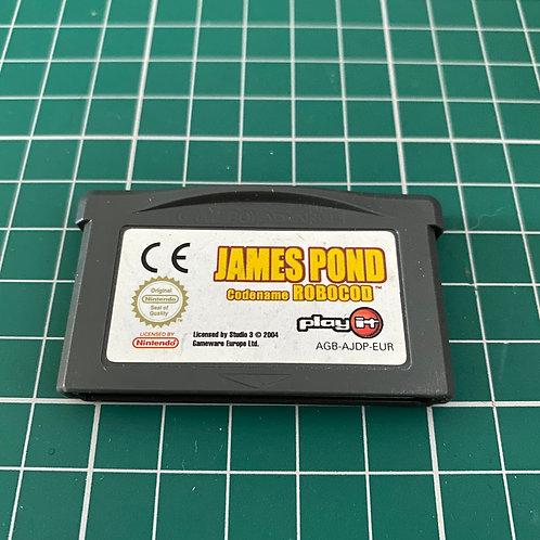 James Pond Robocod - Gameboy Advance