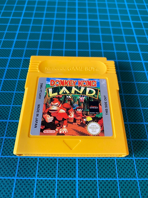 Donkey Kong Land - Original Gameboy