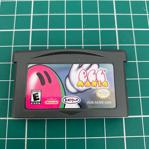 Egg Mania - Gameboy Advance
