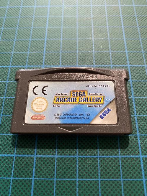 Shea Arcade Gallery - Gameboy Advance