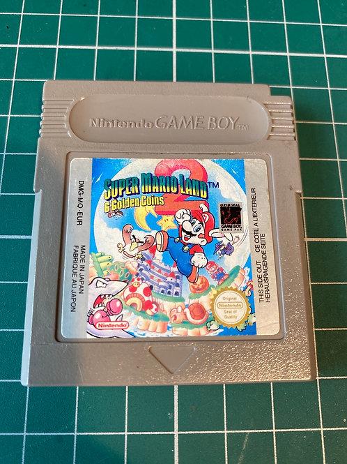 Super MarioLand 2 - Original Gameboy