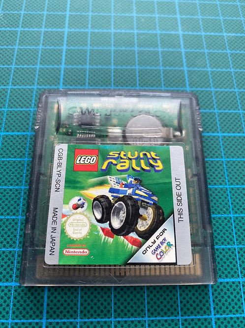 Lego Stunt Rally - Gameboy Colour