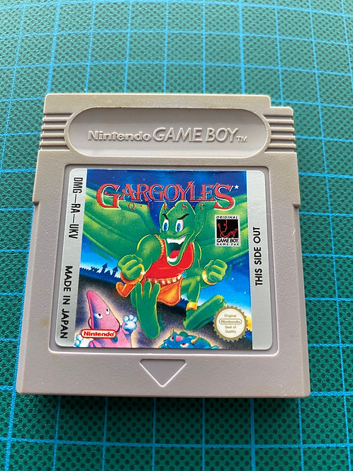 Gargoyles Quest - Original Gameboy
