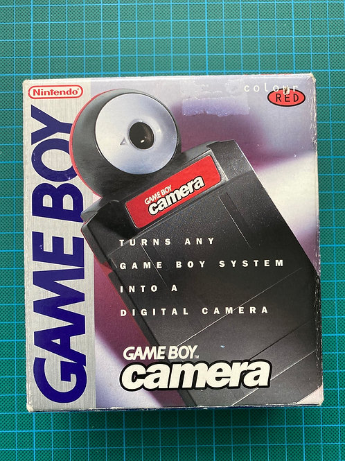 "Gameboy Camera Boxed - ""Red"""
