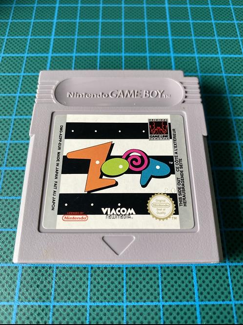 Zoop - Original Gameboy