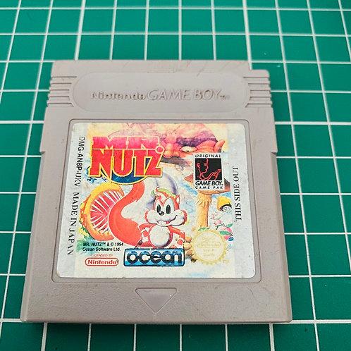 Mr Nutz - Original Gameboy