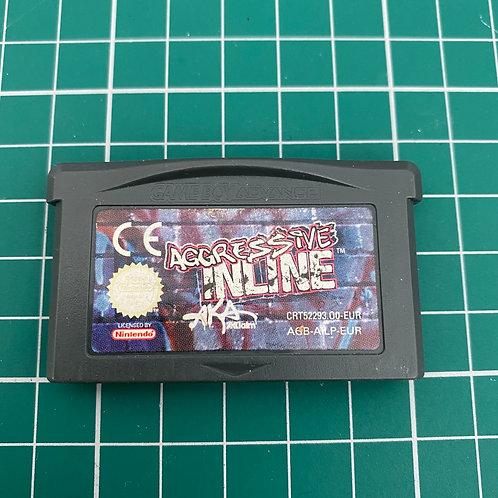 Aggressive Inline - Gameboy Advance