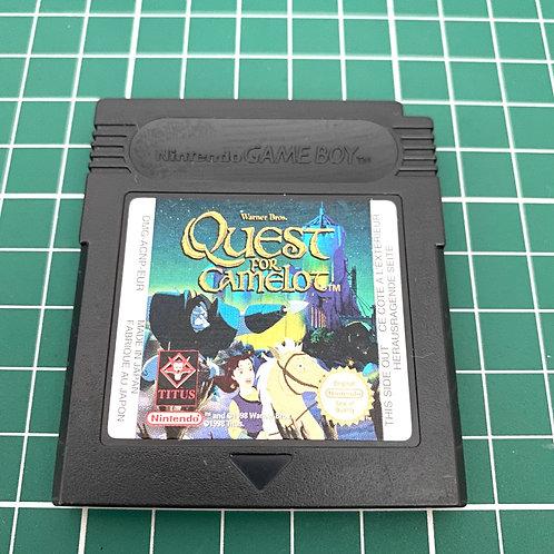 Quest for Camelot - Gameboy Colour