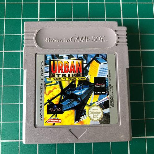 Urban Strike - Original Gameboy