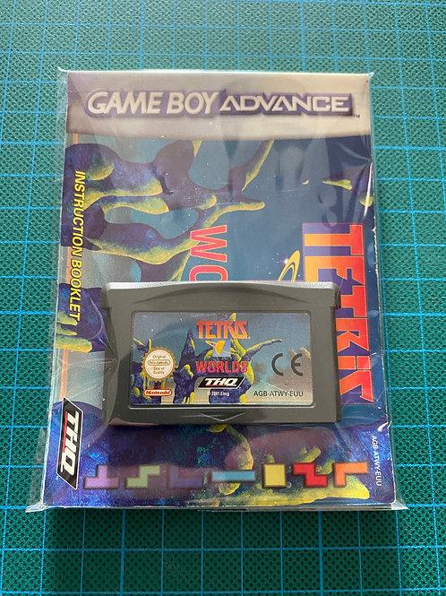 Tetris Worlds - Gameboy Advance
