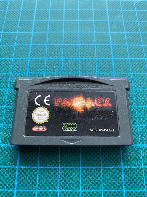 Payback - Gameboy Advance