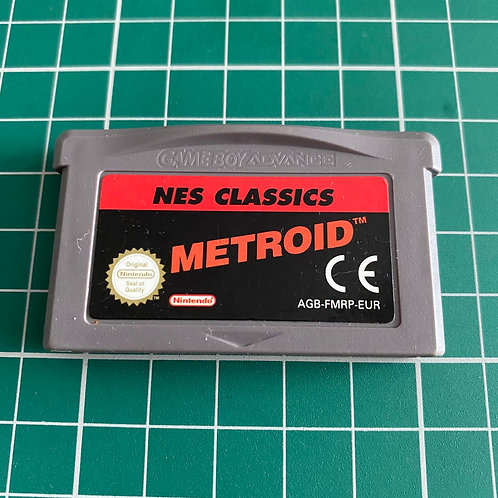 NES Classics Metroid - Gameboy Advance