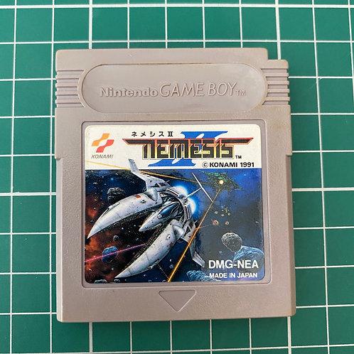 Nemesis II (Japanese) - Original Gameboy