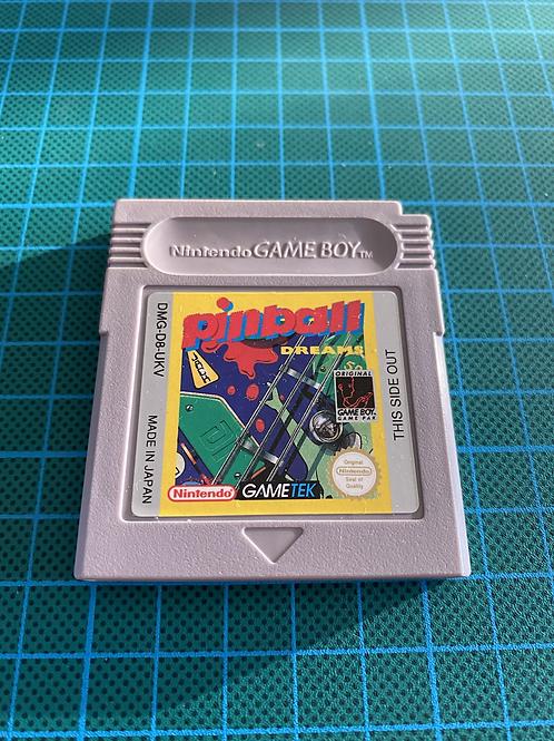Pinball Dreams - Original Gameboy