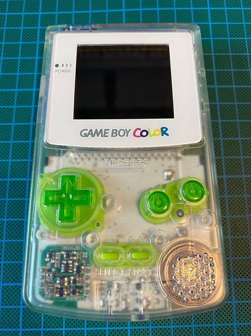 """Gameboy Colour - """"Applelicious"""""""