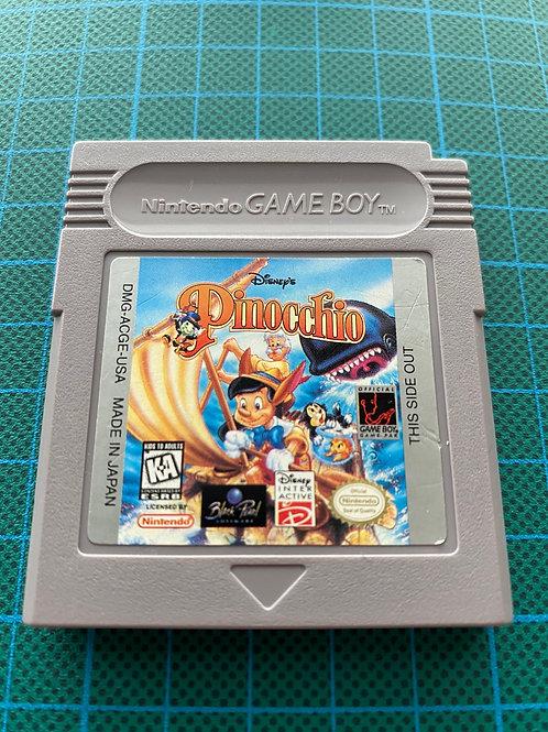 Pinocchio - Original Gameboy