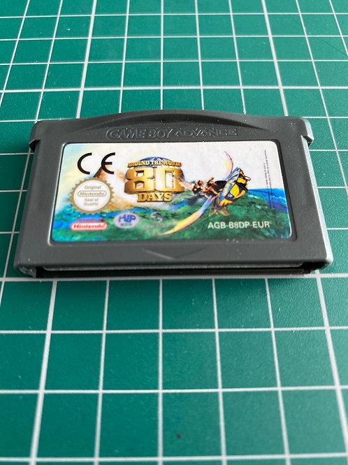 Around the World in 80 Days - Gameboy Advance