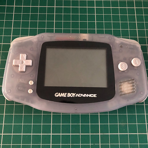 "Gameboy Advance - ""Glacier"" Original"