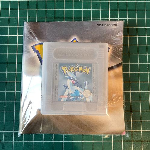 Pokemon Silver - Original Gameboy