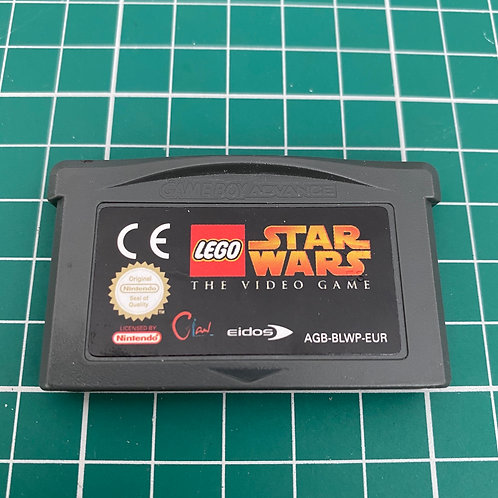Lego Star Wars The Video Game - Gameboy Advance