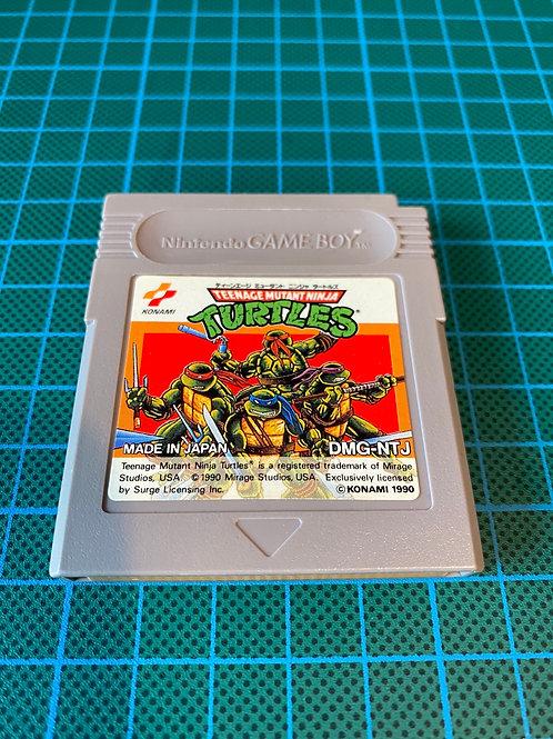 Teenage Mutant Ninja Turtles - Japanese Original Gameboy