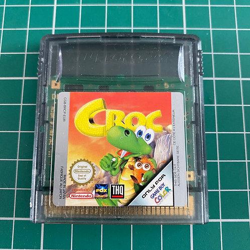 Croc - Gameboy colour